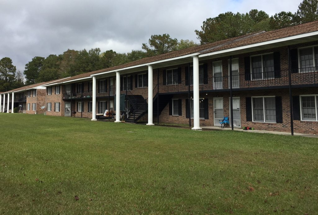 464 UNITS IN JACKSONVILLE NC & 464 UNITS IN JACKSONVILLE NC - Deaton Investment Real EstateDeaton ...