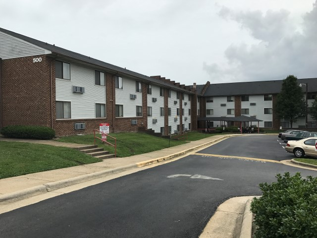 Wintershaven Apts Downtown Raleigh Deaton Investment